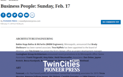 Business People: Sunday, Feb. 17