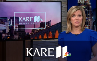 KARE 11 Investigates:  Email hackers target small businesses in Minnesota and Crown Bank saves a client their money