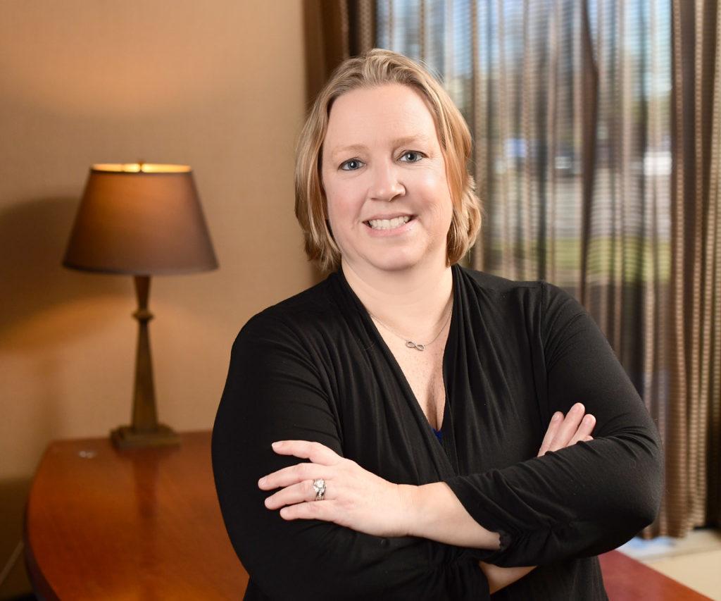 Celina Johnson Kerber Information Security Officer - Crown Bank