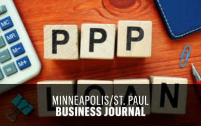Crown Bank President and COO, Jeff Wessels interviewed for article on PPP loans